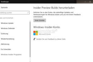 Upgrade von Windows 10 14393 (1607) auf die Windows 10 15063 (1703) ist nun möglich