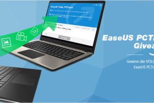 EaseUS startet eine Giveaway-Aktion für die Todo PCTrans Pro 9.0
