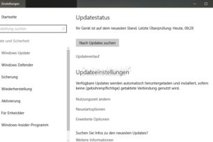 KB4016635 Windows 10 14393.970 steht zum Download bereit