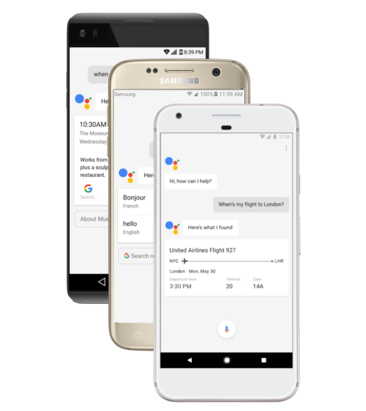 Google Assistant: Nun auch auf Tablets und Android 5 Lollipop-Phones