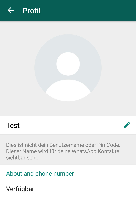Whatsapp Beta Für Android Alter Status Ist Zurück