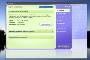 App des Tages: Typing Magic – mit 10 Fingern Schreiben lernen