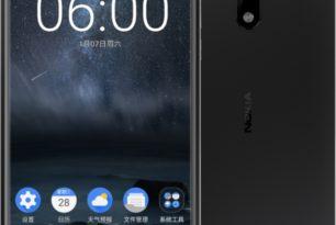 Nokia 6: Update nach Android 7.1.1 samt Googles Sicherheitspatch vom April 2017 wird ausgerollt