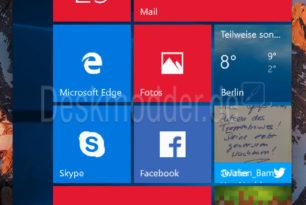 """#Fakenews: Windows 10 """"CShell"""" für mobile Geräte nicht geleakt"""