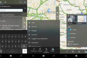 Windows 10: Weitere Neon-Elemente zeigen sich