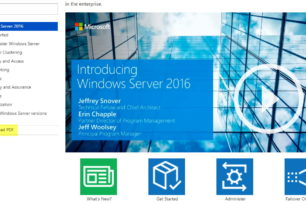 Performance Tuning Richtlinien für Windows Server 2016 als pdf auf docs.microsoft.com