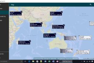 App des Tages: World Time Clock als Universal App mit vielen Features