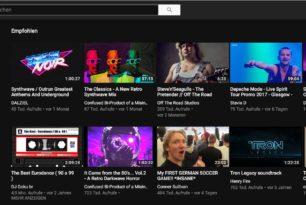 iTunes Podcast wird zu Apple Podcast und YouTube bietet bald einen Dark Mode