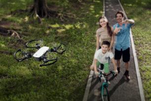 DJI Spark – Handgepäck-Drohne mit Gesten-Steuerung