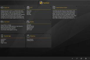 App des Tages: Flasheet Pro – ToDo Liste als Universal App