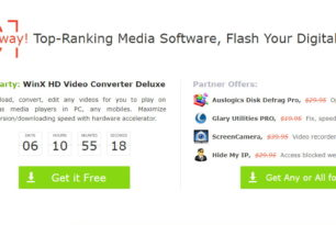 Giveaway: Digiarty feiert Geburtstag – WinX HD Video Converter Deluxe und weitere kostenlos