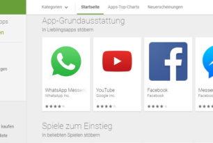 82 Milliarden Apps wurden 2016 aus dem Google Play Store installiert
