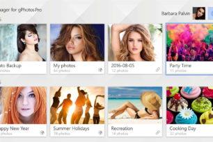 2. App des Tages: Manager for gPhotos Pro aktuell nur 99 Cent