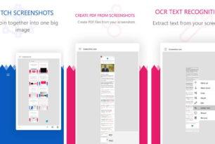 App des Tages: Screenshot Join – Bilder bearbeiten, Text auslesen und als pdf speichern