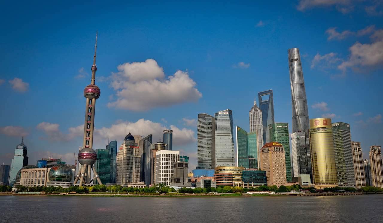Aktuelle Zeit China