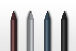 Surface Pen nun mit Kippfunktion