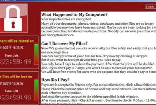 WannaCrypt (WannaCry): Windows Rechner sind durch Updates geschützt – Aber…