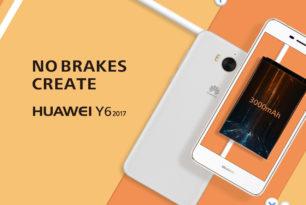 Huawei Y6 (2017) vorgestellt