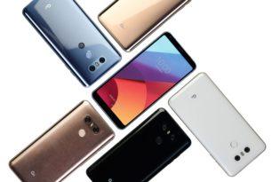 LG G6 Plus für den asiatischen Markt vorgestellt