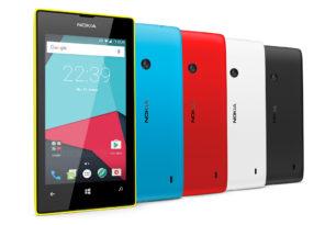 Nokia Lumia 520: Android 7.1.2 (LineageOS) installieren