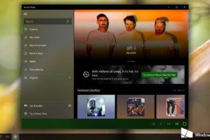 Microsoft Continuum: Fenstermodus & weiße Taskleiste