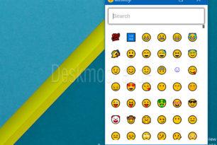 Emojis unter Windows finden und einfügen mit WinMoji