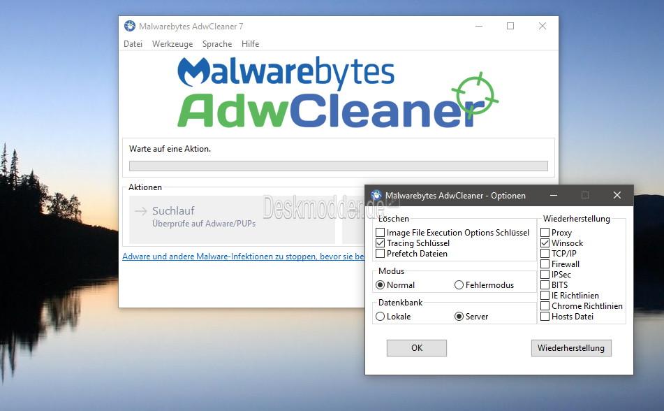 AdwCleaner 7 steht zum Download bereit | Deskmodder de