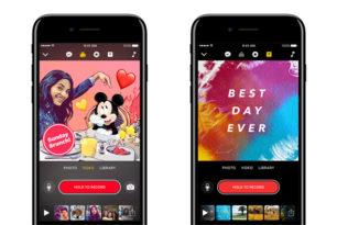 Apple Clips – Neues Update mit neuen Stickern