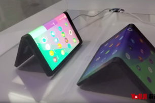 Lenovo:  Faltbares Tablet / Smartphone vorgestellt (Video)