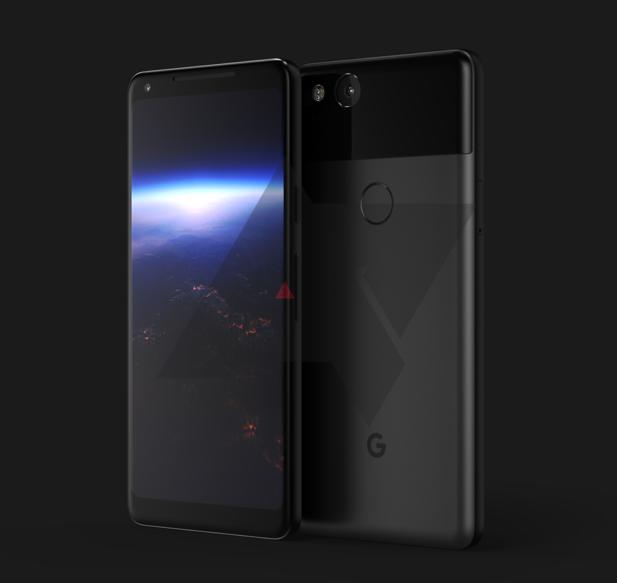 Google Pixel 2 XL: Erstes Bild aufgetaucht