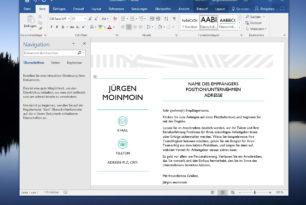 Microsoft Office Desktop Apps einmal angeschaut (Windows 10)