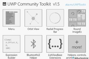 UWP Community Toolkit 1.5 mit neuen Funktionen von Microsoft angekündigt
