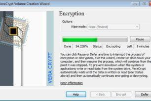 """VeraCrypt 1.21 """"Final"""" – Fehlerbereinigte Version steht zum Download bereit [3.Update]"""