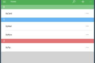 XyKey – Passwort Manager App für Windows 10 und Mobile
