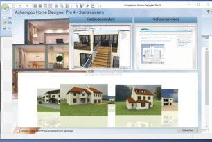 Ashampoo Home Designer Pro 4 – Kurz angeschaut und Gewinnspiel