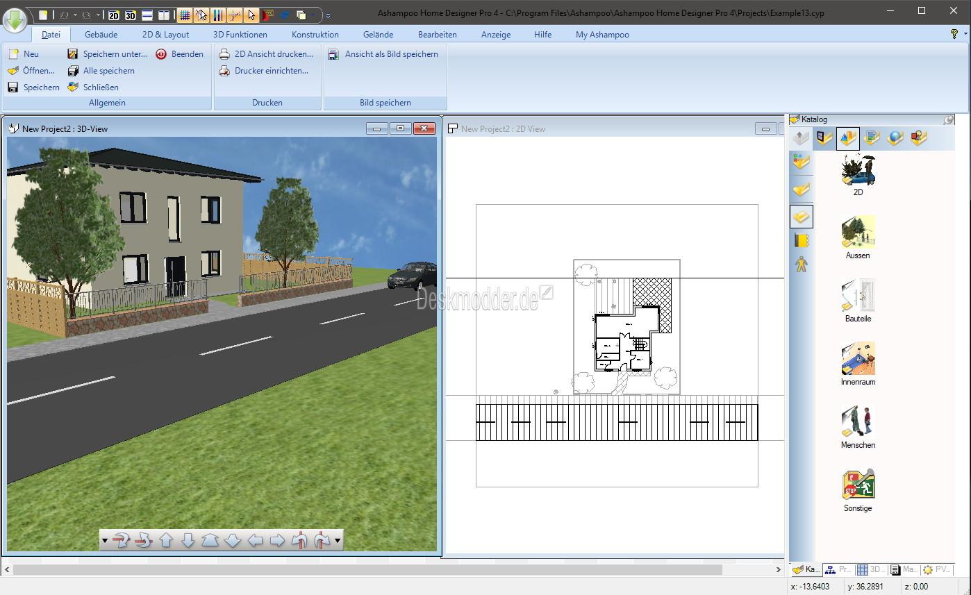 Contemporary Ashampoo Home Designer Pro Pictures - Home Decorating ...