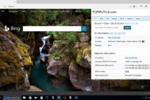 """Microsoft Edge: Keepa und """"IP Address and Domain Information"""" als Erweiterung"""