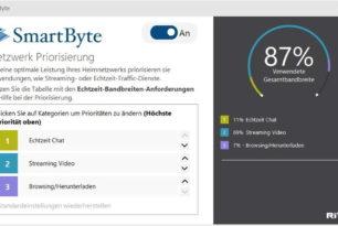 SmartByte als App im Windows Store – Netzwerktraffic priorisieren