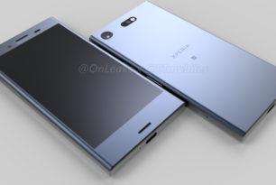 Sony Xperia XZ1 Compact: So soll der kleine Bruder des XZ1 aussehen