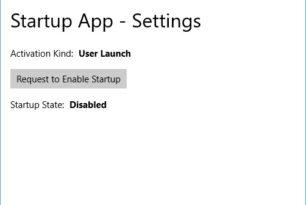 Windows 10 UWP Apps bald mit Autostart-Funktion