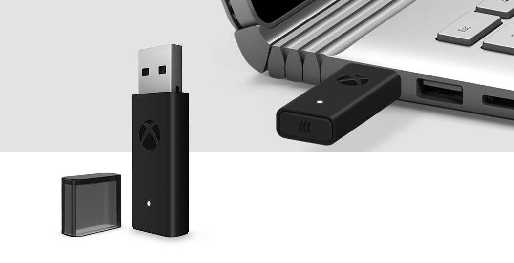 Microsoft stellt neuen PC-Adapter für Wireless-Controller vor