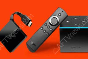 Amazon Fire TV: Zwei neue Geräte sollen kommen