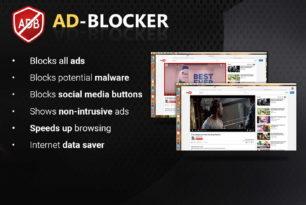 ad-blocker als Erweiterung für den Microsoft Edge