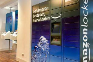 Amazon Locker: Neue Paket-Abholstationen in Deutschland verfügbar
