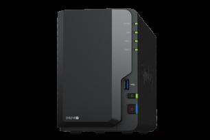Synology stellt die neuen DiskStations DS918+, DS718+, DS218+ und DS418 vor