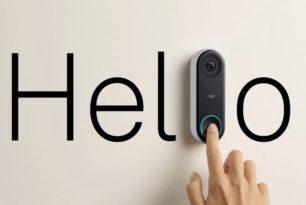 """Nest stellt """"Hello"""" vor – Türklingel mit Videofunktion"""