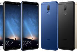 Huawei Mate 10 Lite: Angaben zur Ausstattung & Bilder