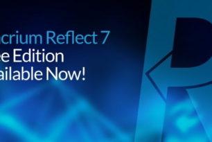 Macrium Reflect 7.1.3317 behebt Fehler bei der Wiederherstellung