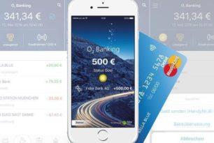 O2 Banking – Datenvolumen für jeden Einkauf