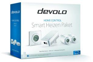 """Devolo bringt neues """"Smart Heizen Paket"""" in den Handel"""
